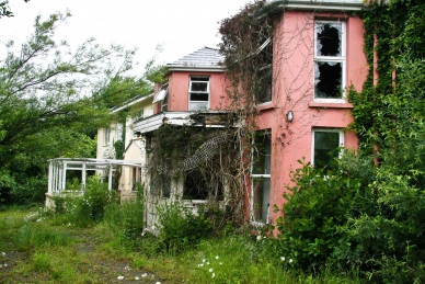 LOST PLACES IRLAND, NORDIRLAND