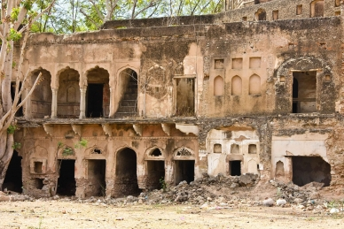 LOST PLACES IN INDIEN
